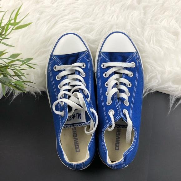 273b98af442a Converse Shoes - Converse• Chuck Taylor hyper royal low top sneaker